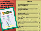 Life Lessons: A Personal Development Workbook Grade 8