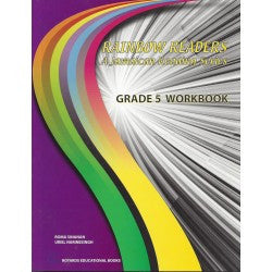 Rainbow Readers  Grade 5 Workbook
