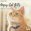 GIFS: Some Angry and Adorable Cats