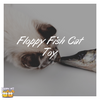 Floppy Fish Cat Toy