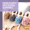 Amazing Deals: Cute and Fluffy Cat Plush Slippers
