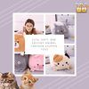 Cute, Soft, and Squishy Animal Cartoon Stuffed Toys