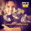 Famous Celebrities & Their Cats