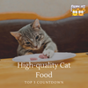 High-Quality Cat Food Options Available on the Market