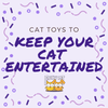 Feline Entertainment 101: Cat Toys to Keep Your Cat Entertained