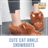 Product Highlight: Cute Cat Ankle Snowboots