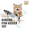 Keep Your Kitty Engaged With the Dancing Fish Kicker Toy!