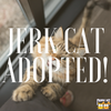 The Jerk Cat Got Adopted!