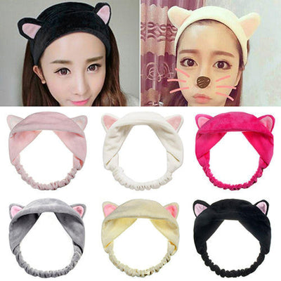 Kitty Cat Headband Accessory-FreakyPet