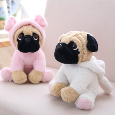 Stuffed Simulation Plush Dogs