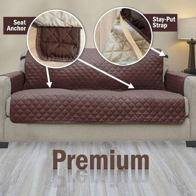 Premium Non-Slip Sofa Furniture Protector-Sofa Cover-FreakyPet