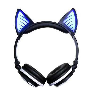Wireless Bluetooth Cat Headphones 2017 Model-FreakyPet