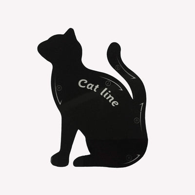 2pcs Cat Eye Liner Template-FreakyPet