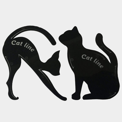 2pcs Cat Eye Liner Template-Eyeliner-FreakyPet