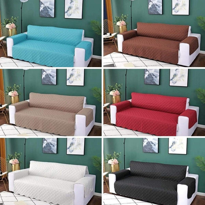 Surprising Waterproof Pets Sofa Cover Reversible And Washable Couch Uwap Interior Chair Design Uwaporg