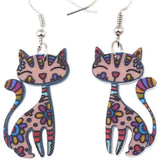 Corinna Cat Ear Rings