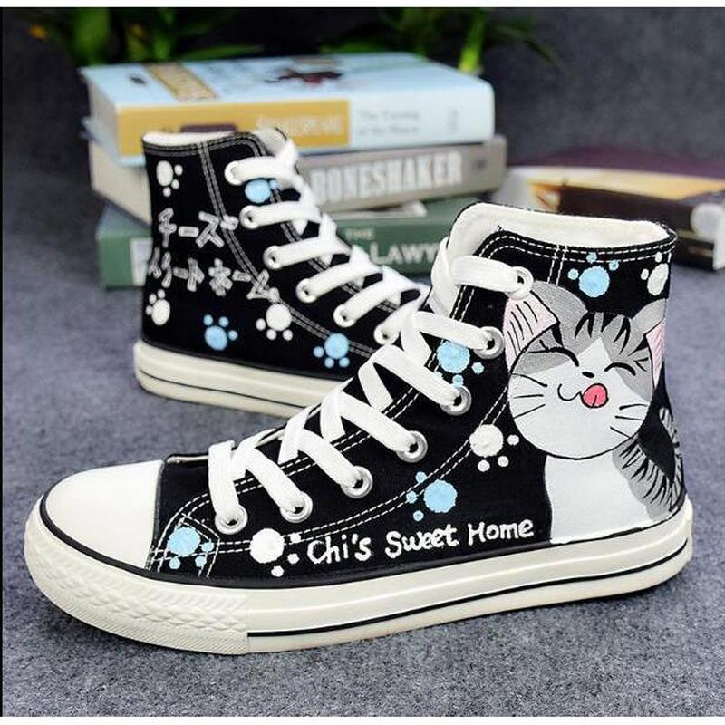 Cheeky Cat Chucks