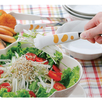 Cat Paw Food Clip Vegetables Salad Tongs
