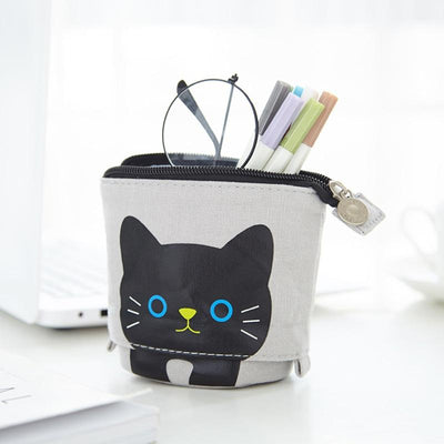 Kawaii Cat Pencil Box