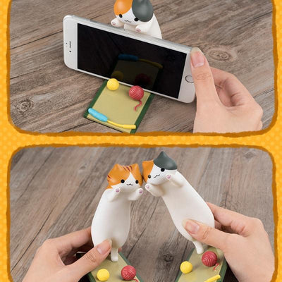 Cute Kitty Cellphone Holder-FreakyPet
