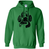 Into The Forest Cat Paw Hoodie-FreakyPet
