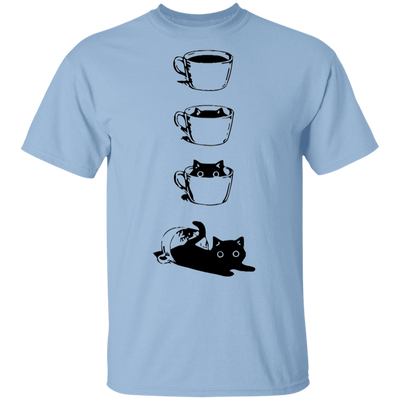 Emergence Of The Black Cat T-Shirt-FreakyPet