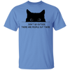 Don't Go Outside, There Are People Out There T-Shirt-T-Shirts-FreakyPet