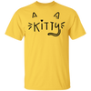 Kitty Purr Purr Purr T-Shirt-T-Shirts-FreakyPet