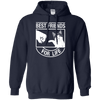 Best Friends For Life Hoodie-Sweatshirts-FreakyPet
