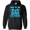 Come To The Catside Hoodie-FreakyPet