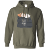 Home Is Where My Cats Are Hoodie-FreakyPet