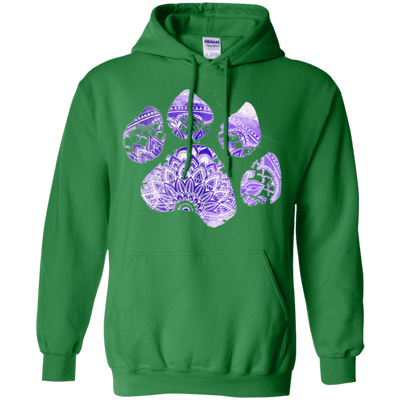 Wonderful Cat Paw Hoodie-Sweatshirts-FreakyPet