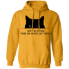 Don't Go Outside There Are People Out There Hoodie-Sweatshirts-FreakyPet