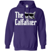 The Catfather Hoodie-Sweatshirts-FreakyPet