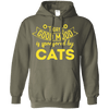 Todays Good Morning Is Sponsored By Cats Hoodie
