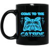 Come To The Catside Mug-Drinkware-FreakyPet