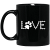 Cat Love Mug-Drinkware-FreakyPet