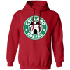 Cats And Coffee Hoodie