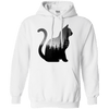 Forest Universe Cat Hoodie