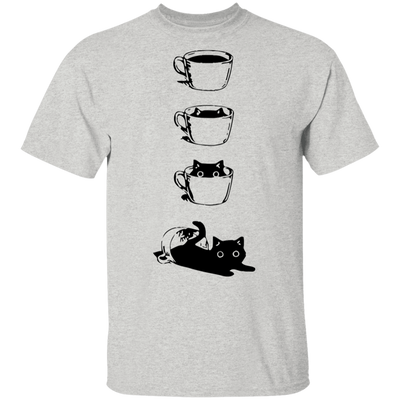 Emergence Of The Black Cat T-Shirt