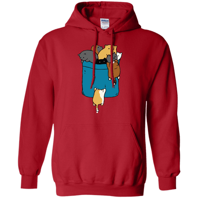 Crazy Cat Crowd Hoodie