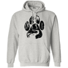 Into The Forest Cat Paw Hoodie-Sweatshirts-FreakyPet