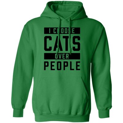 I Choose Cats Over People Hoodie