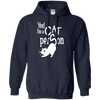 Yes! I Am A Cat Person Hoodie-Sweatshirts-FreakyPet