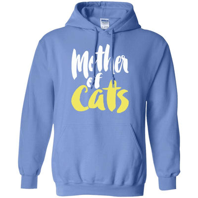 Mother Of Cats Hoodie-FreakyPet