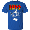 Hiss T-Shirt-T-Shirts-FreakyPet