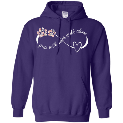 You Will Never Walk Alone Hoodie
