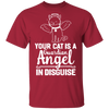 Your Cat Is A Guardian Angel In Disguise T-Shirt