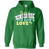 There Is No Love Like A Cat's Love Hoodie