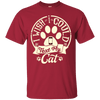 I Wish I Could Text My Cat T-Shirt-T-Shirts-FreakyPet
